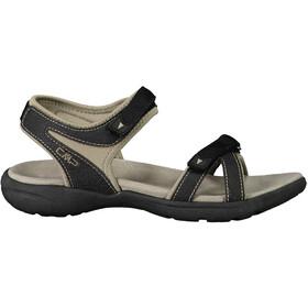CMP Campagnolo Adib Chaussures de randonnée Femme, noir/beige